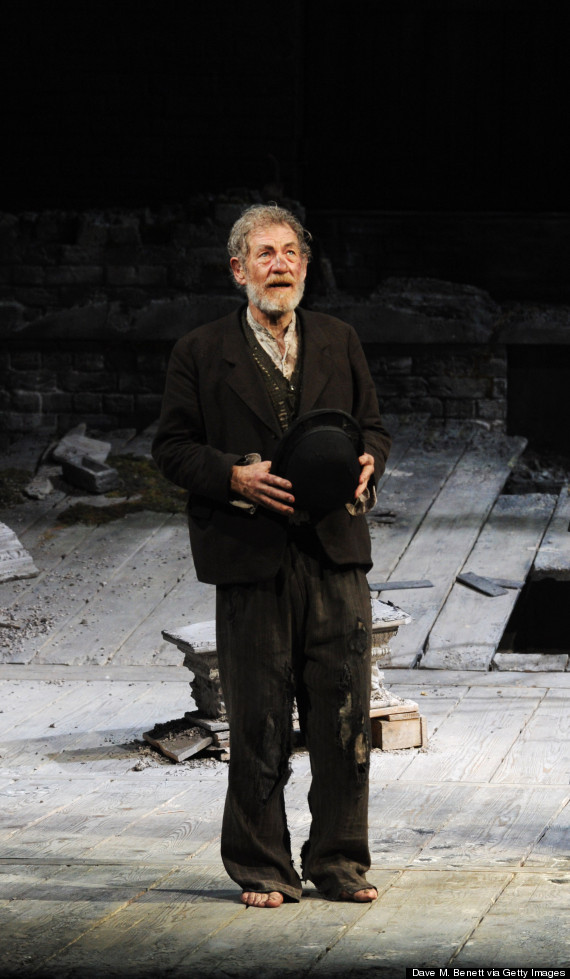 sir ian mckellen theater