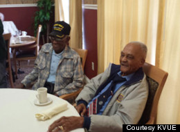 107-year-old Veterans Meet For 1st Time