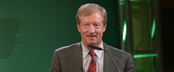 Tom Steyer Keystone