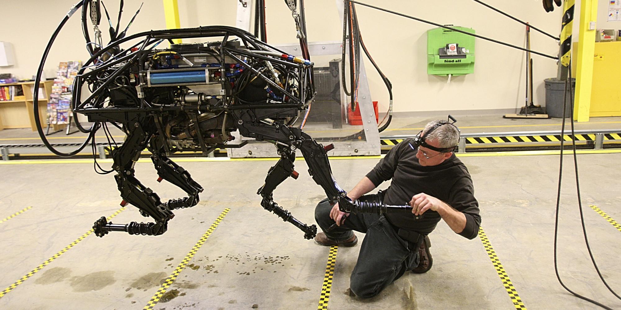 Image result for google robots