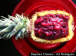 Latino Recipes For The Holidays: Chipotle Cranberry Sauce