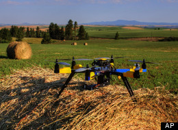 How Drones Could Revolutionize Farming