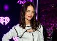 Katie Holmes Rocks Short Skirt, New Haircut At Z100's Jingle Ball In NYC
