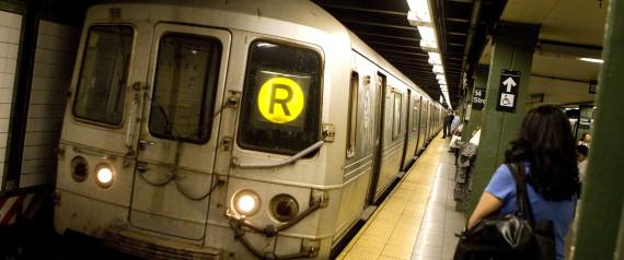 R TRAIN UNION SQUARE