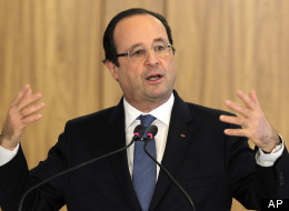French President Skipping Winter Olympics In Russia