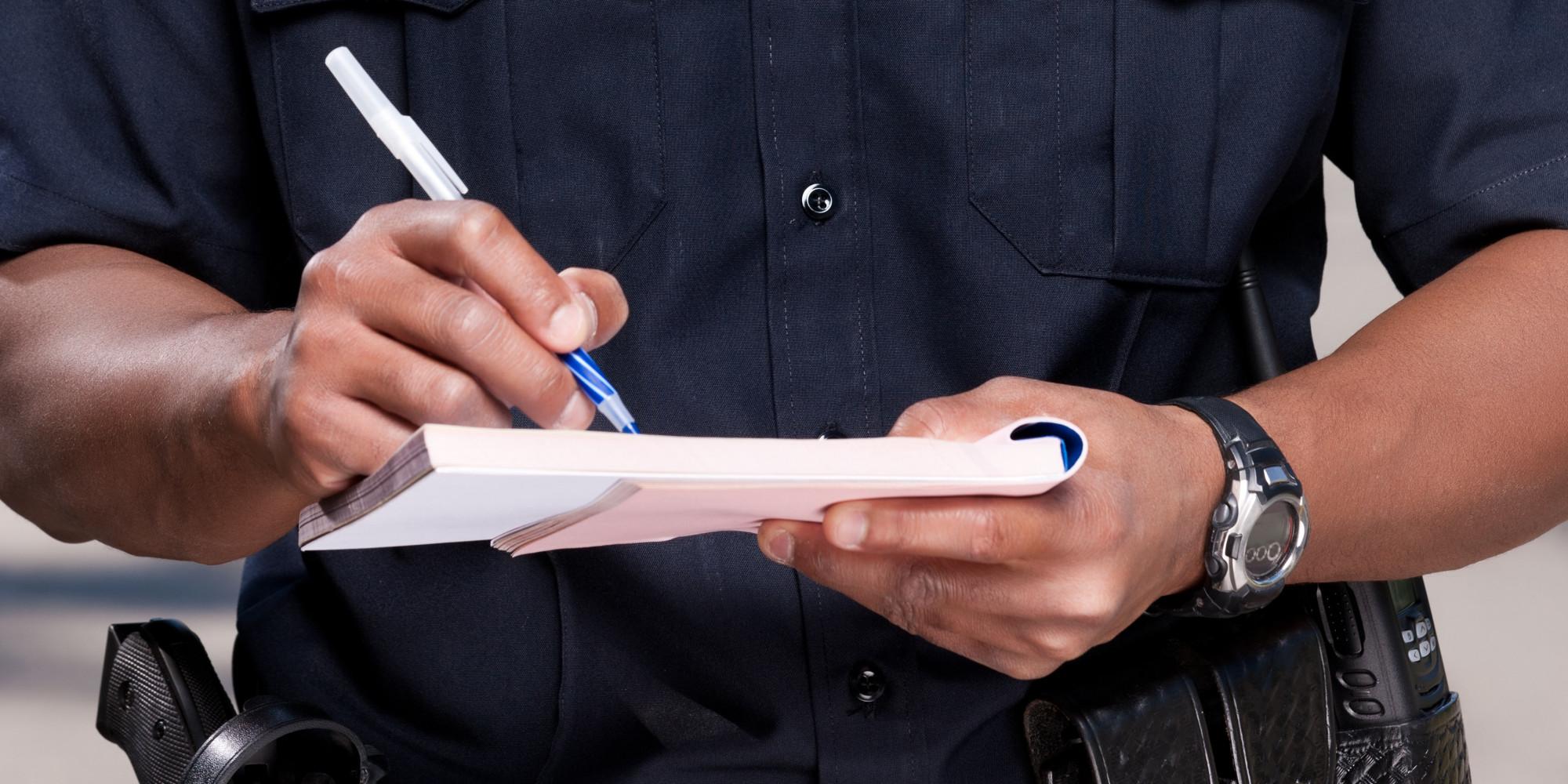 Do police really write tickets to make money?