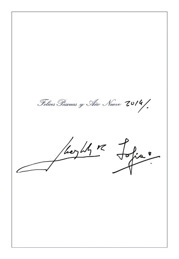 felicitacion navidad 2013