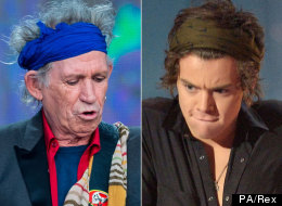Proof Harry Styles Is Becoming A Member Of The Rolling Stones