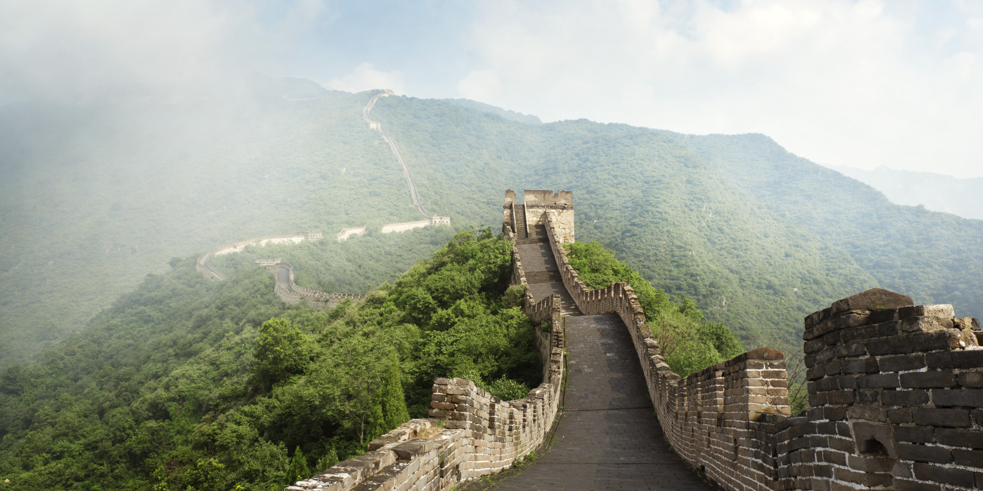What Does Great Wall Of China Tattoo Symbolize: 6 Places We Need To Stop Visiting Before We Ruin Them