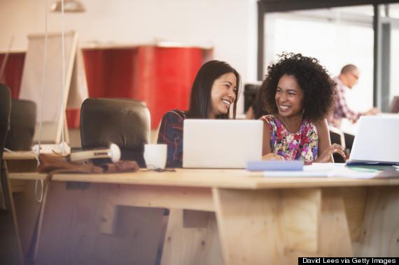 women office friends