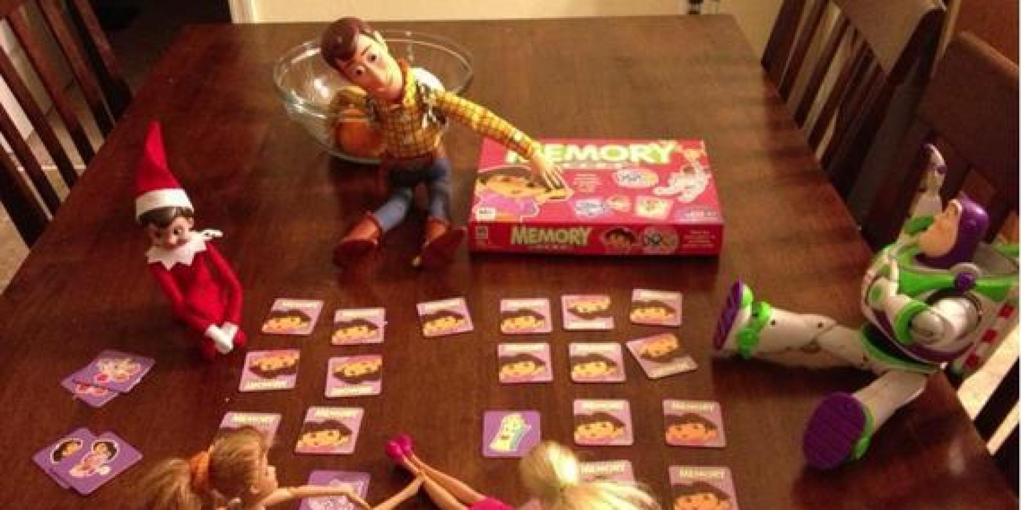 How The Elf On The Shelf Ruined Our Christmas Matt Pelc