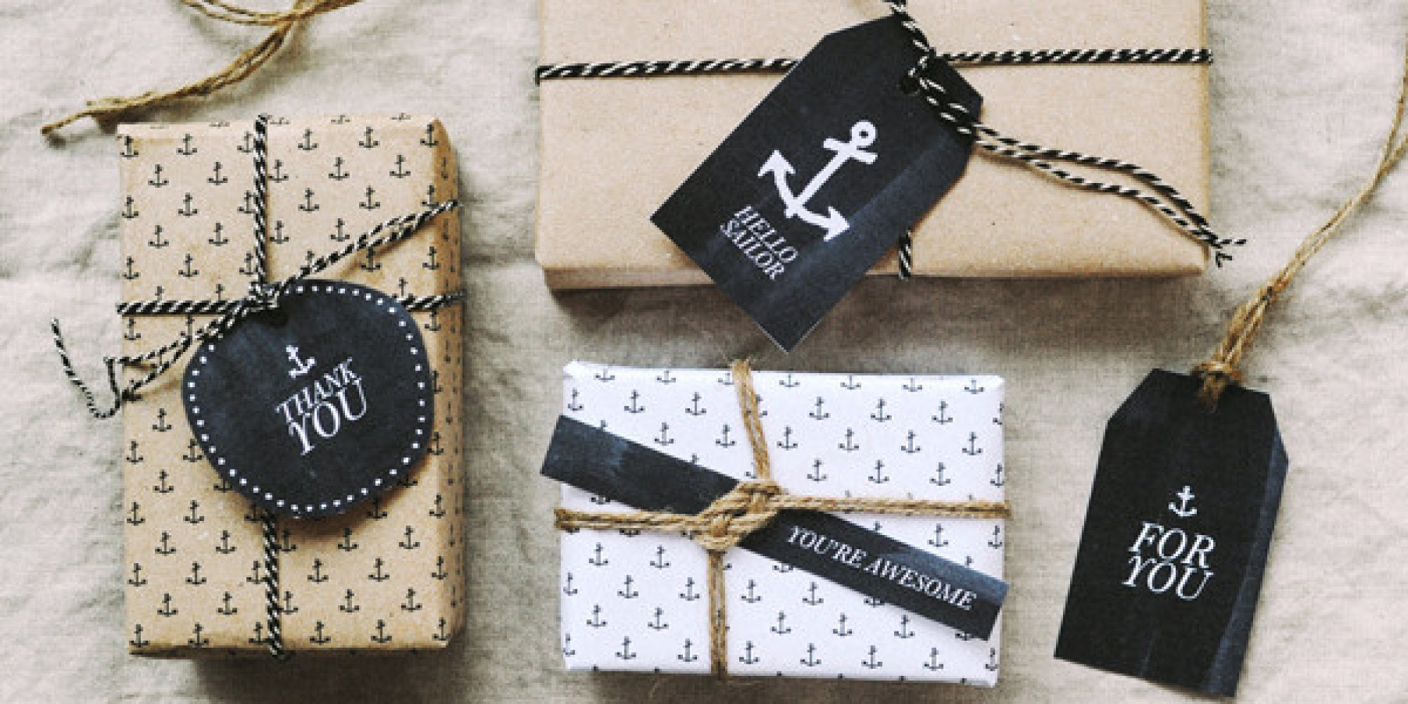 10 Creative Gift Wrap Ideas That Look More Complicated Than They ...