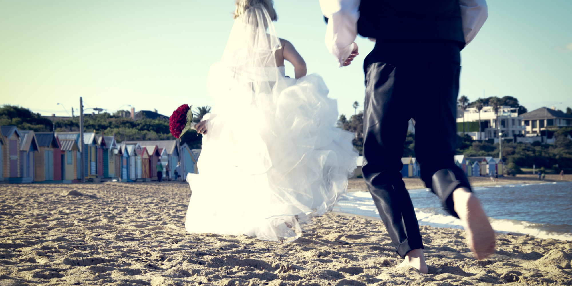 Why Guests Shouldnt Stress About Destination Wedding Gifts HuffPost