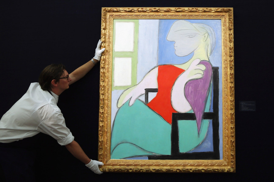 18 Unbelievably Expensive Artworks That Sold For Millions This Year ...