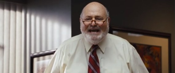 ROB REINER THE WOLF OF WALL STREET