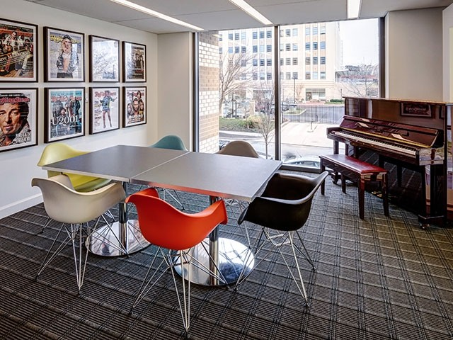 D.C. Luxury Apartment Complex Offers Soundproof Jam Rooms For ...
