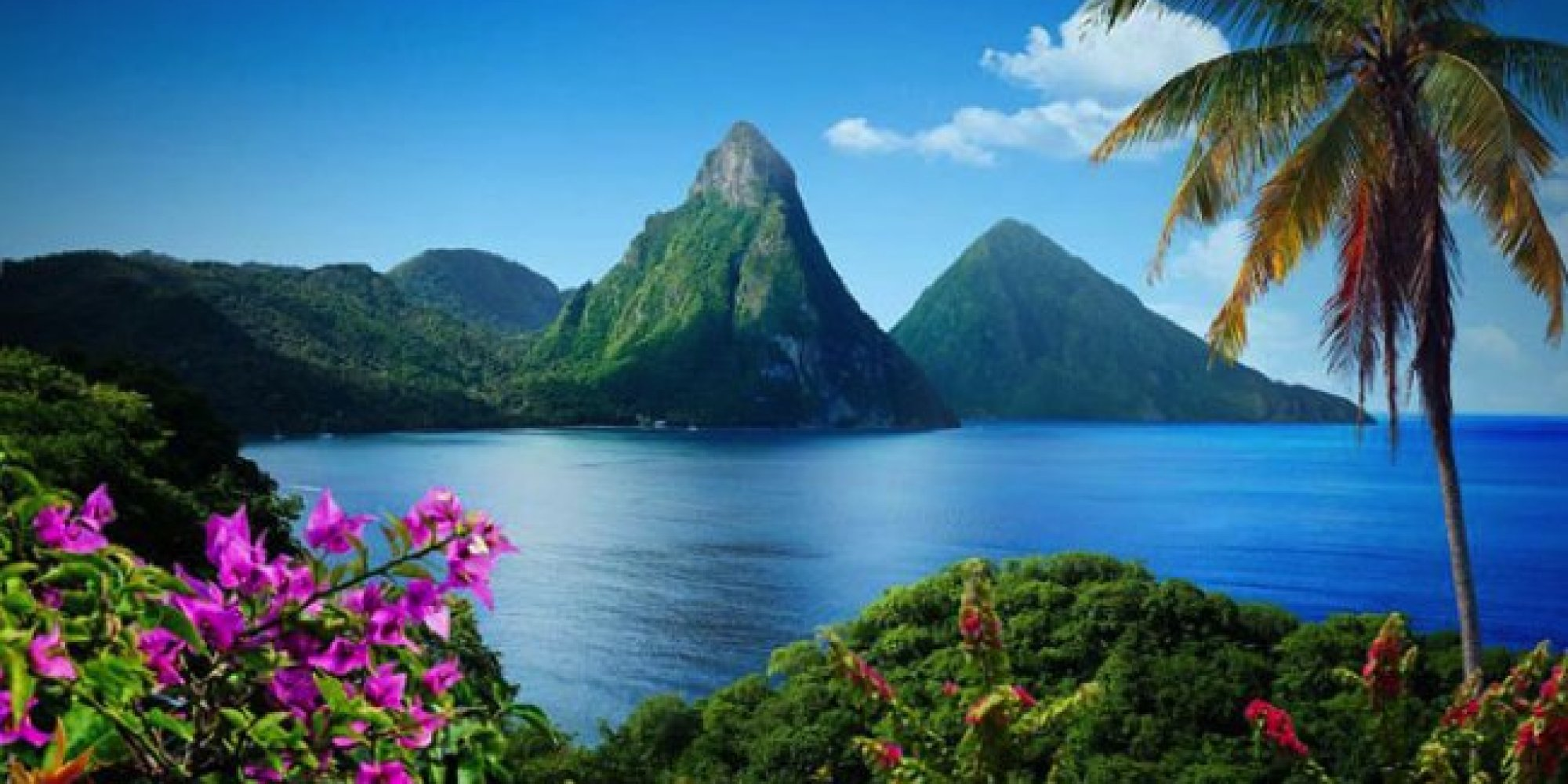 The top 10 honeymoon destinations of 2013 for Best honeymoon spots in the caribbean