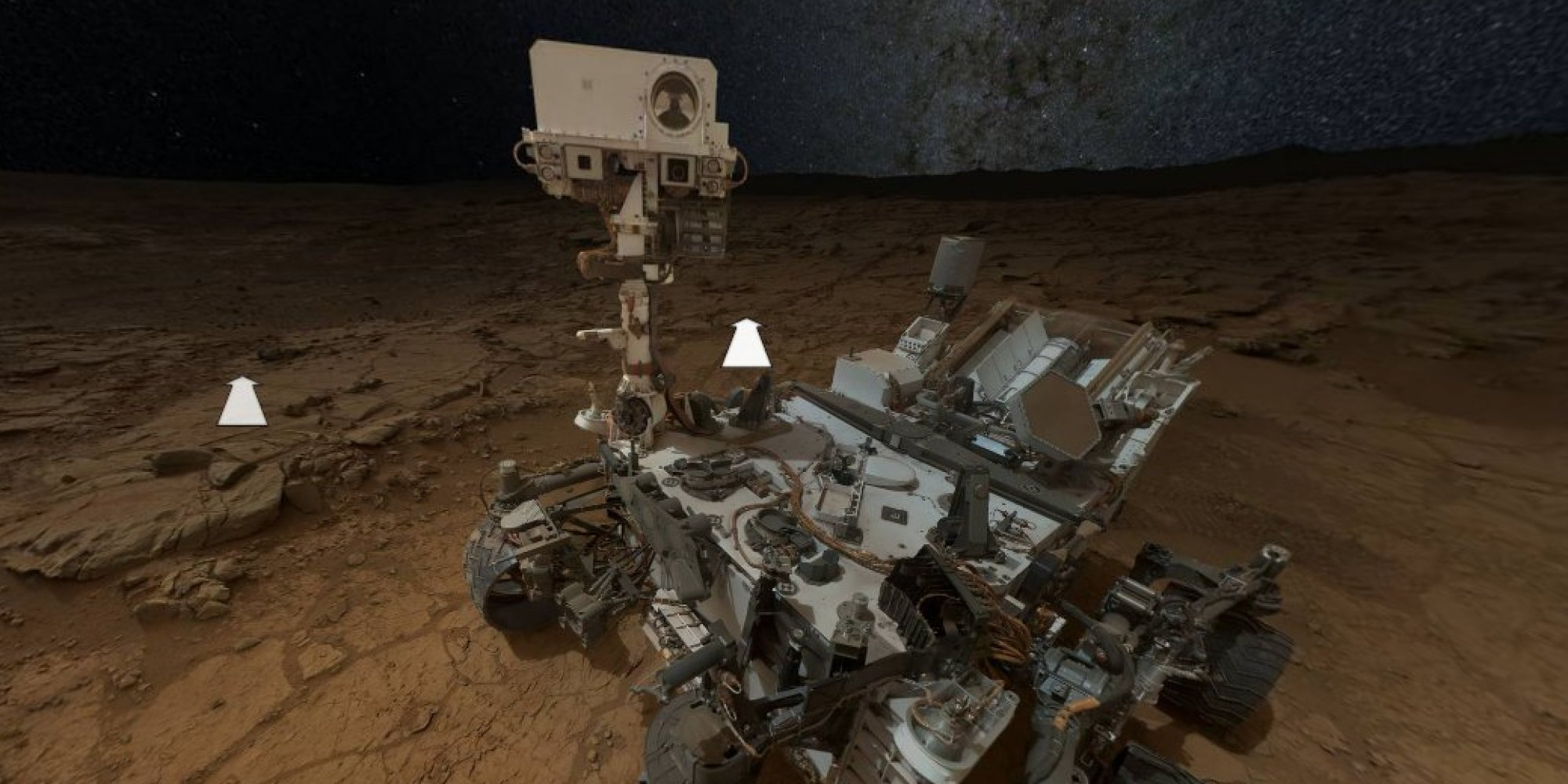 curiosity rover launch - HD 2000×1000