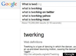 This Is What You Googled For Most In 2013...