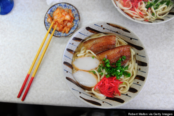 An Introduction to Okinawan food culture