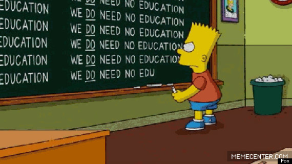 Essays, The Simpsons