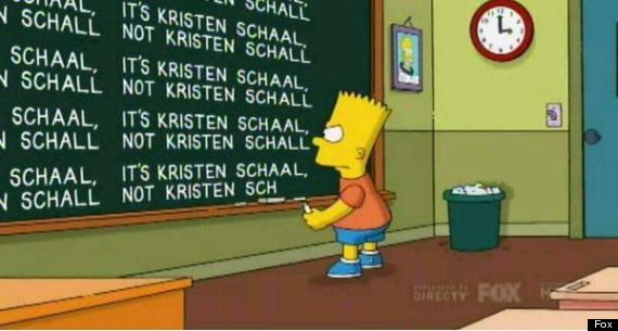 Celebrity voices in simpsons