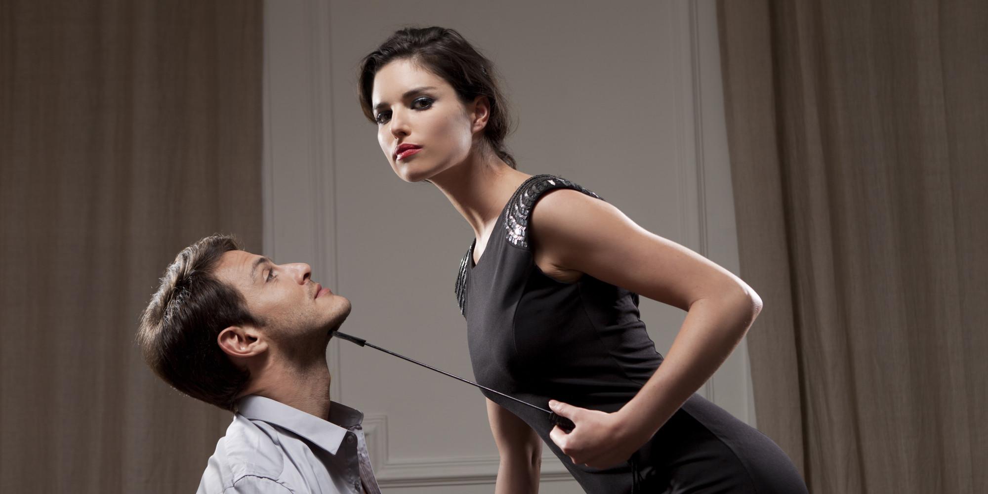 hot women dominating men