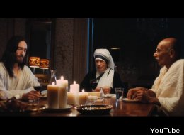 WATCH: So Jesus, Mother Teresa And Gandhi Sit Down For Dinner ...