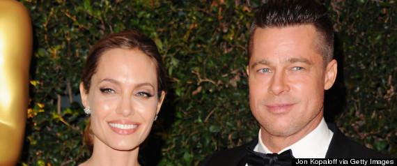 Brad Pitt's Girlfriends