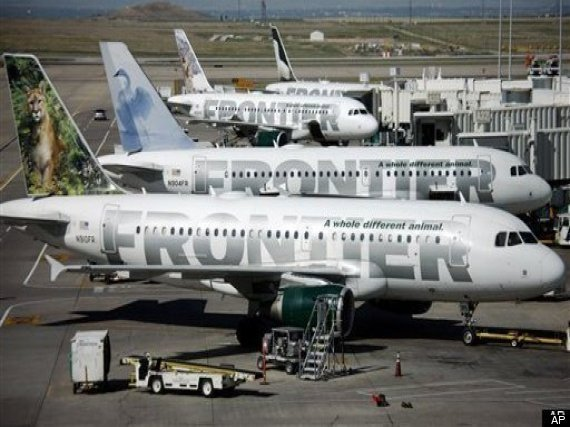 Hundreds Rally Keep Frontier Airlines Brand