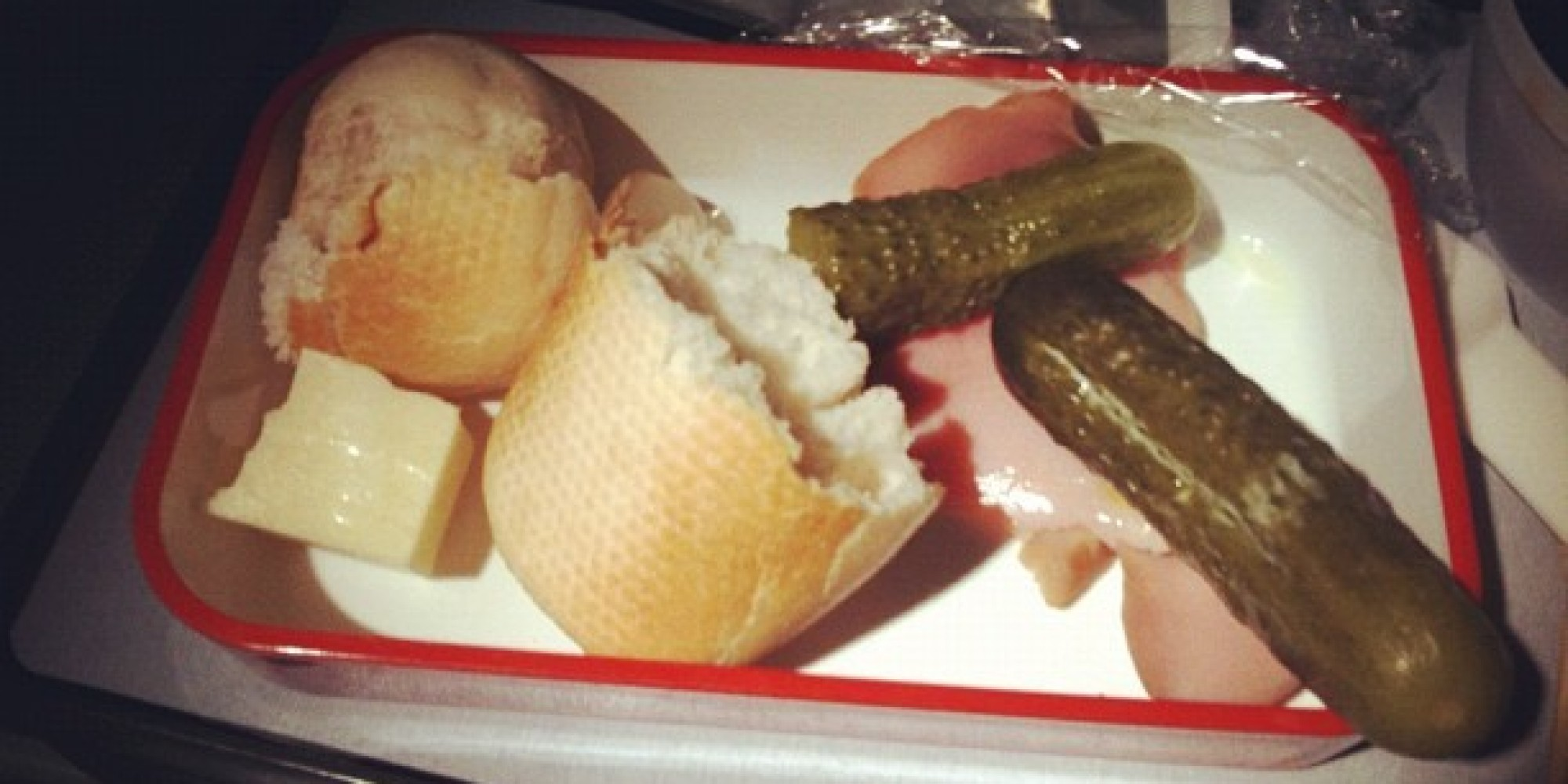 Mystery Meat 5 Of The Best And The Worst Airline Food