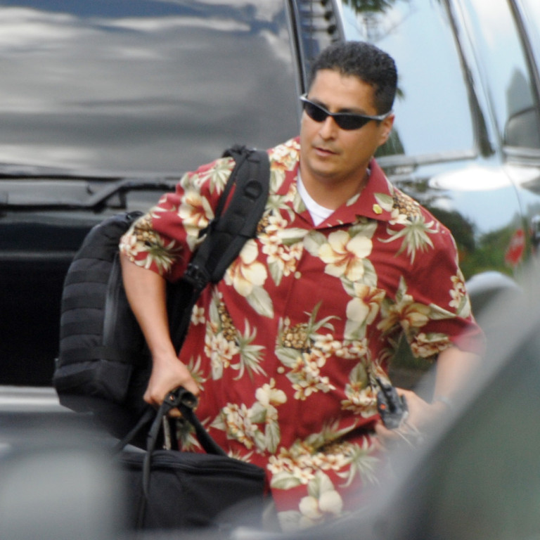 secret service hawaii