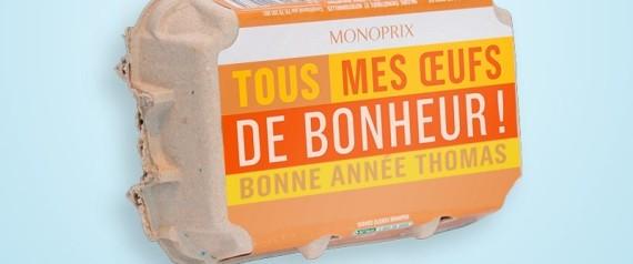 OEUFS DE BONHEUR