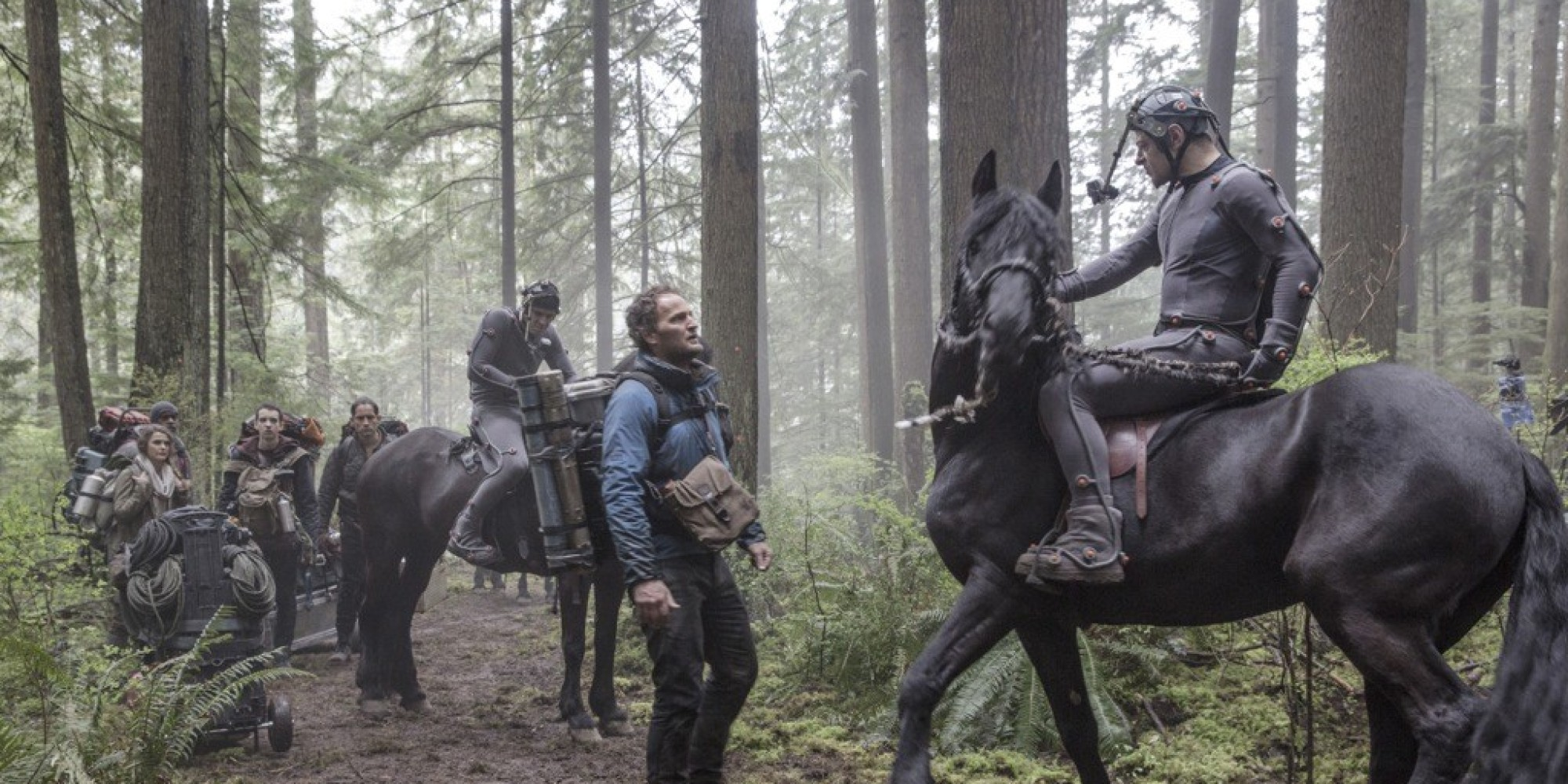 Dawn Of The Planet Of The Apes' Trailer Needs To Speak To Caesar