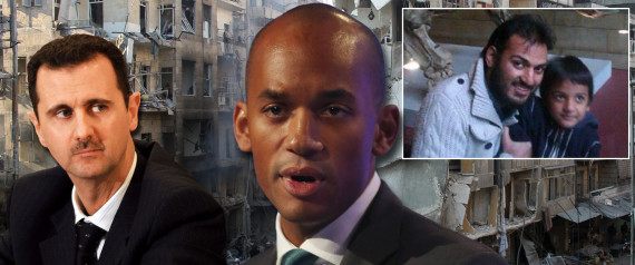 chuka umunna surgeon syria dr khan