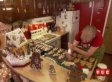 Christmas-Obsessed Tamara Holland Turned Her Home Into A Gingerbread House