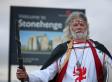 Druids Protest Stonehenge Revamp (PHOTOS)
