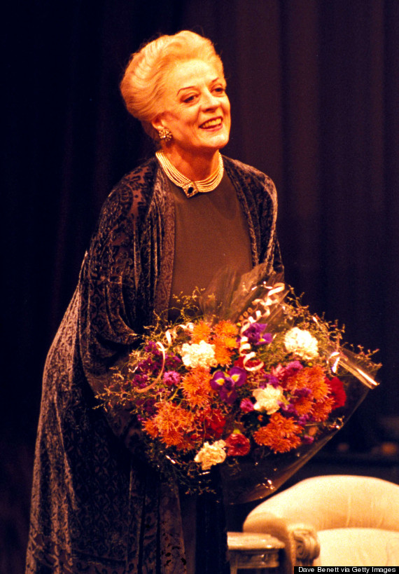 maggie smith theatre