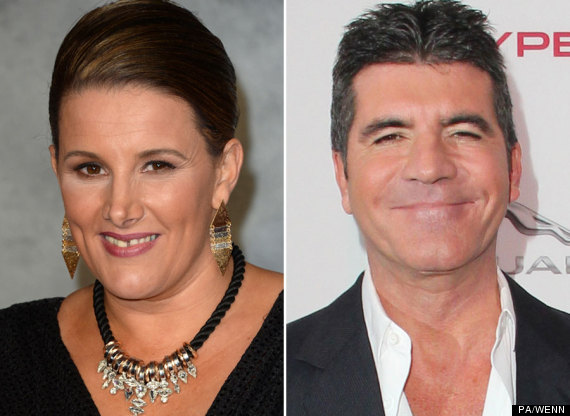 simon cowell sam bailey
