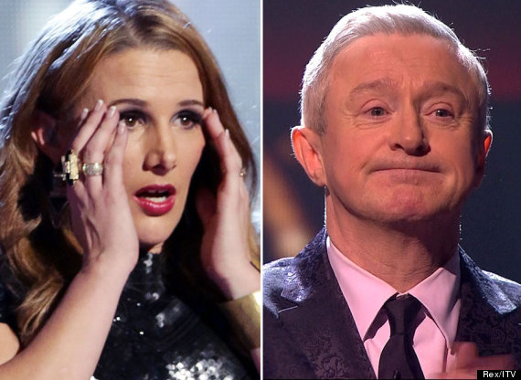 sam bailey louis walsh