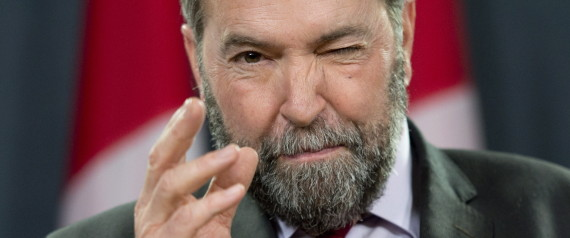 tom mulcair northern gateway