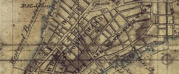 Possible Discovery Of NYC Map During Revolutionary