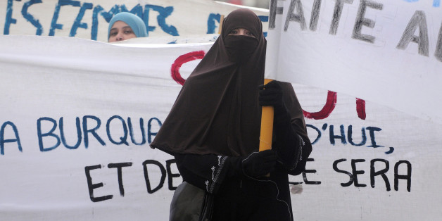 Frances Ban on the Muslim Face Veil Causes a Stir Frances Ban on the Muslim Face Veil Causes a Stir new picture