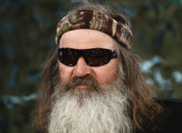 Phil Robertson Duck Dynasty Suspended