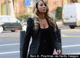 Tulisa Denies Charges Over Class A Drugs