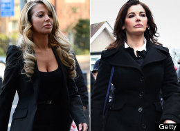 Tulisa Does Her Best Nigella Impression