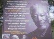 Morgan Freeman Mistaken For Nelson Mandela On Public Sign In India
