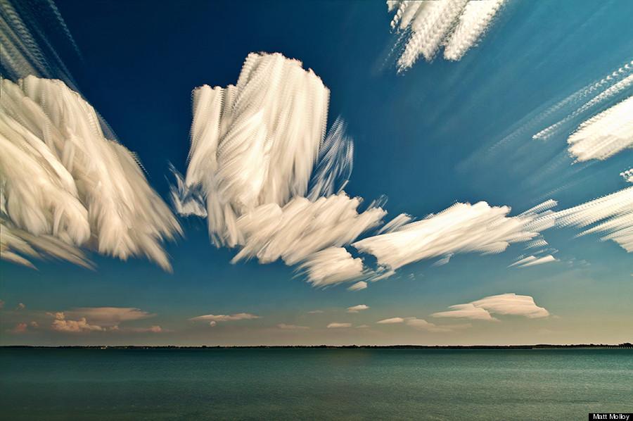 sky sculptures