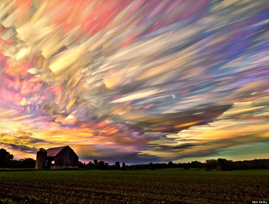 sunset spectrum