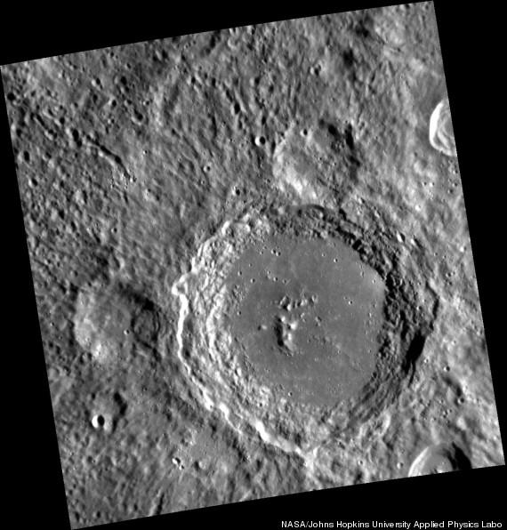 lennon crater